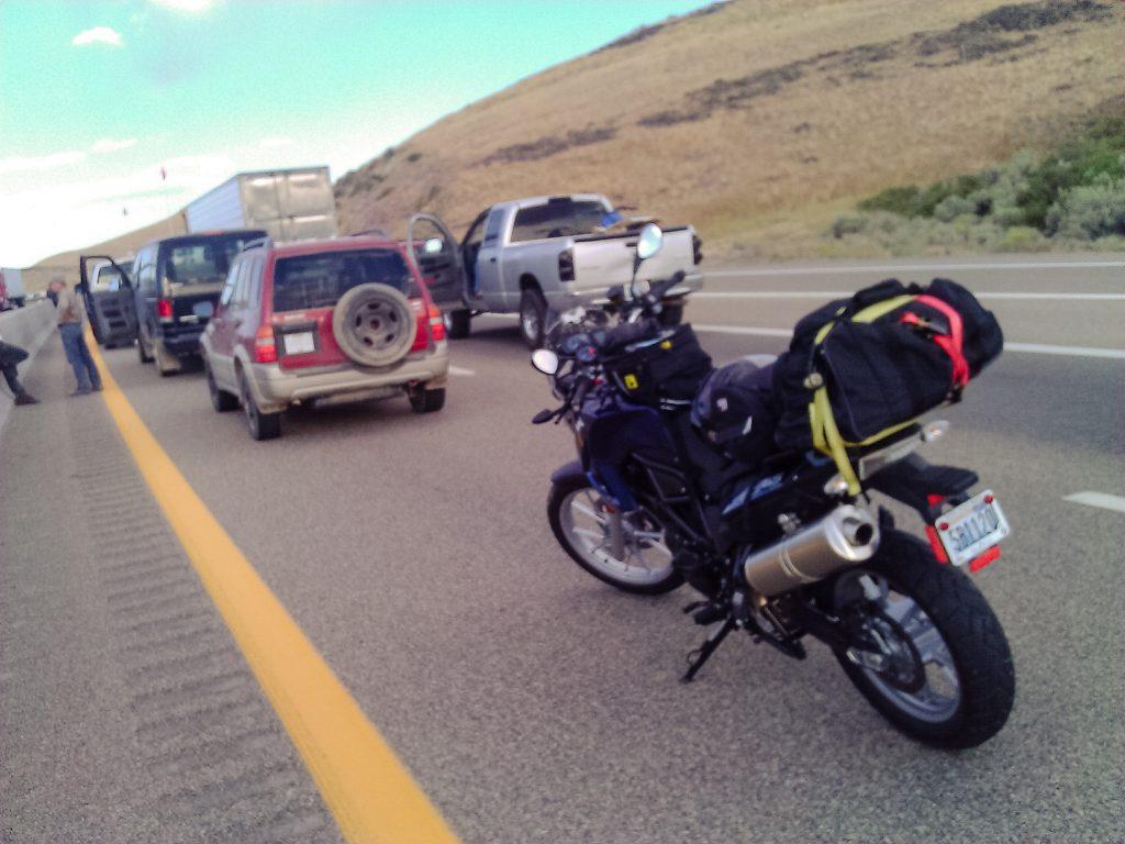 The Nevada Interstate Wait