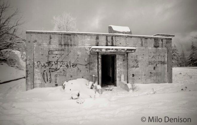 Former Colville Air Force Radar Station