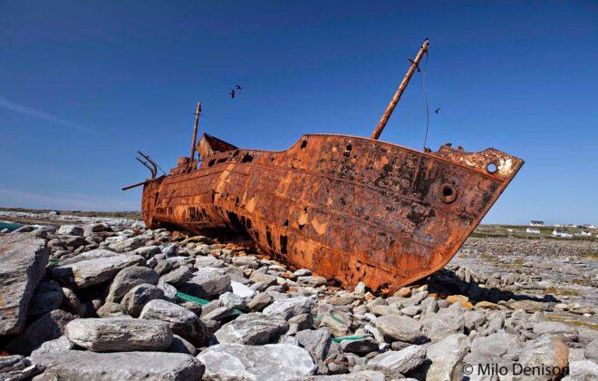 Aran Islands - Inis Oírr
