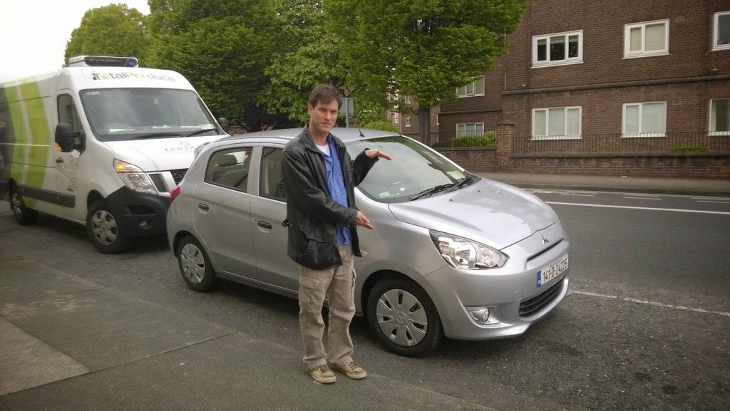 littel car to killarney