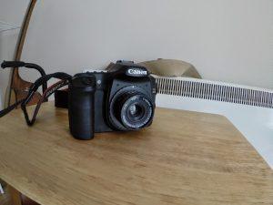 40D With Holga Lens