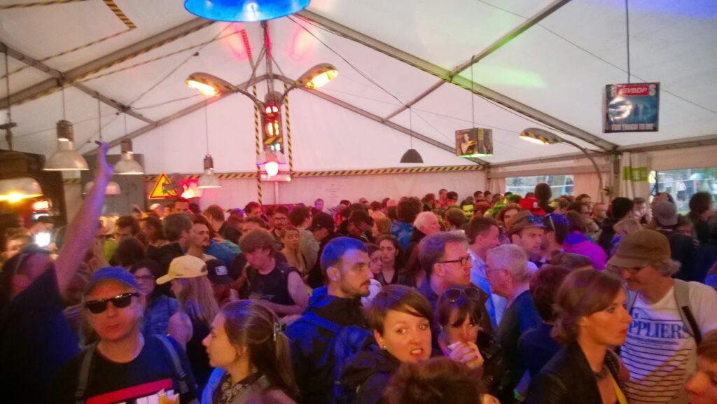 main square festival experience