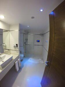 Bathroom Malpas Hotel & Casino