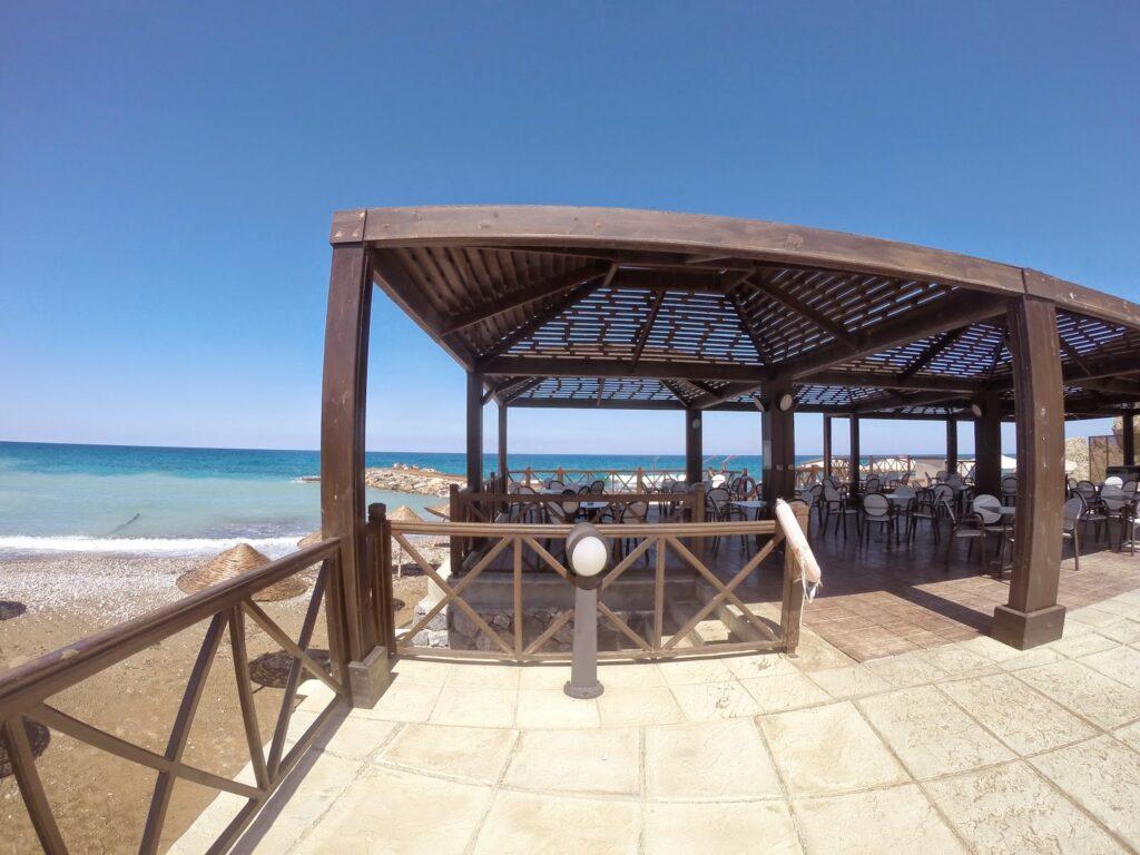 beach desk Cyprus