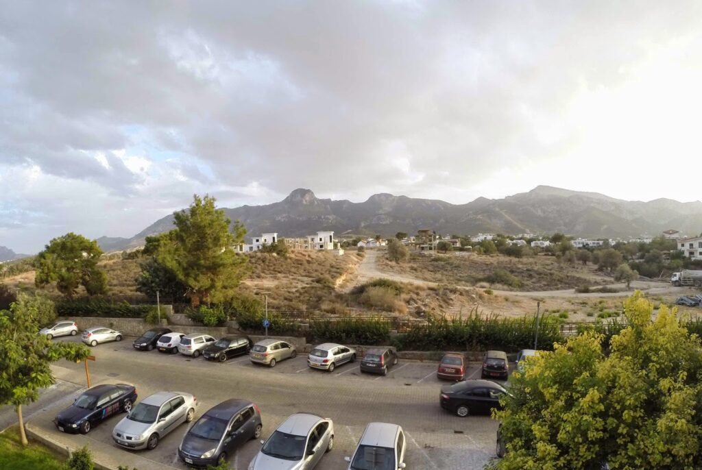 the malpas parking lot