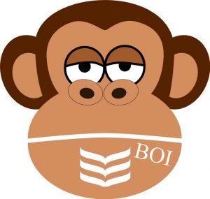 Bank of Ireland Monkey