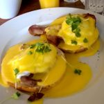 Eggs Benedict KC Peaches