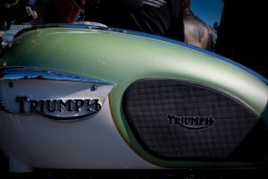 History of Triumph Motorcycles