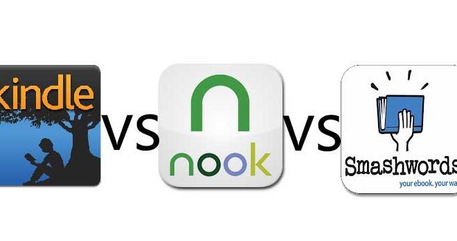 kindle nook smashwords
